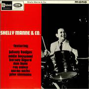 Manne, Shelly Shelly Manne & Co. Vinyl