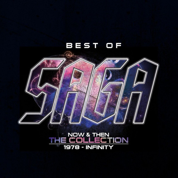 Saga The Best Of - 1978 to Infinity