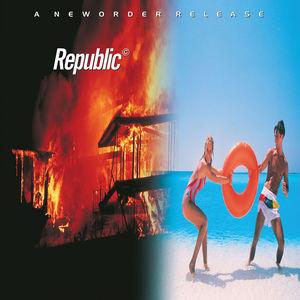 New Order Republic Vinyl