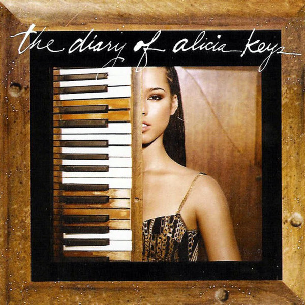 Keys, Alicia The Diary Of Vinyl