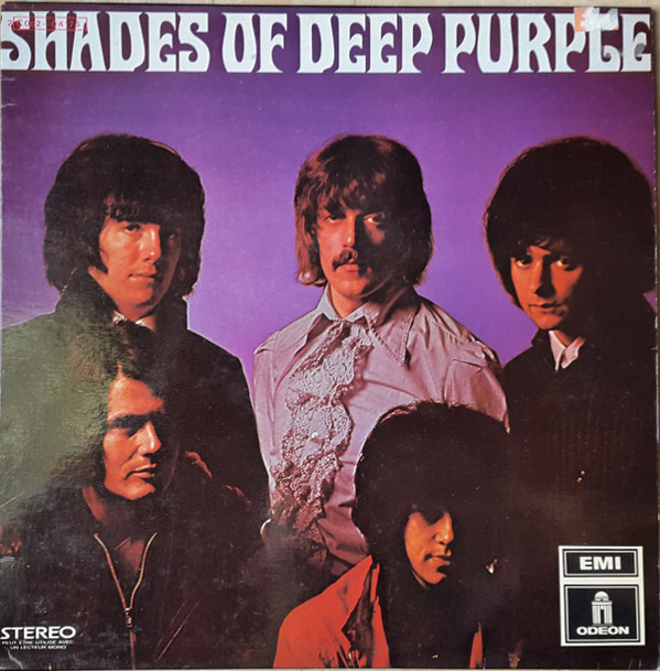 Deep Purple Shades Of Deep Purple