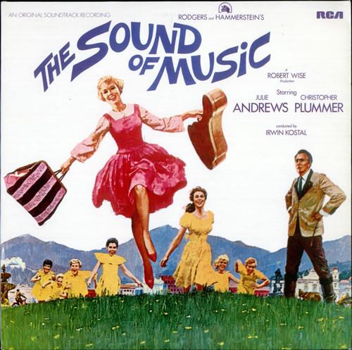 Andrews, Julie & Christopher Plummer The Sound Of Music - Original Motion Picture Soundtrack