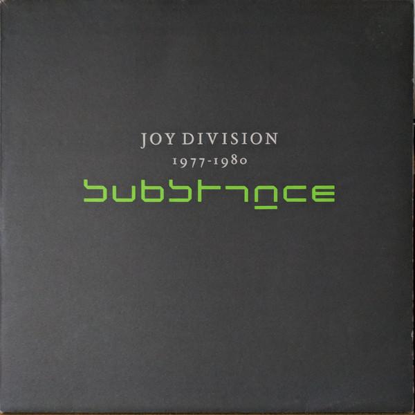 New Order Substance Vinyl