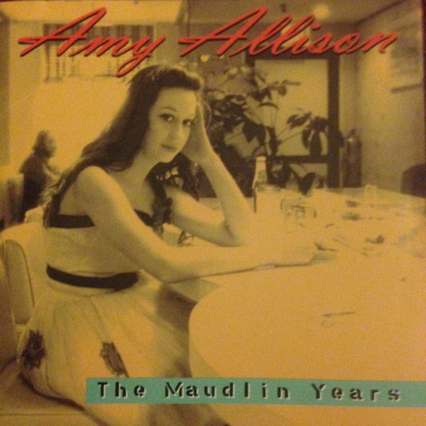 Allison, Amy The Maudlin Years CD