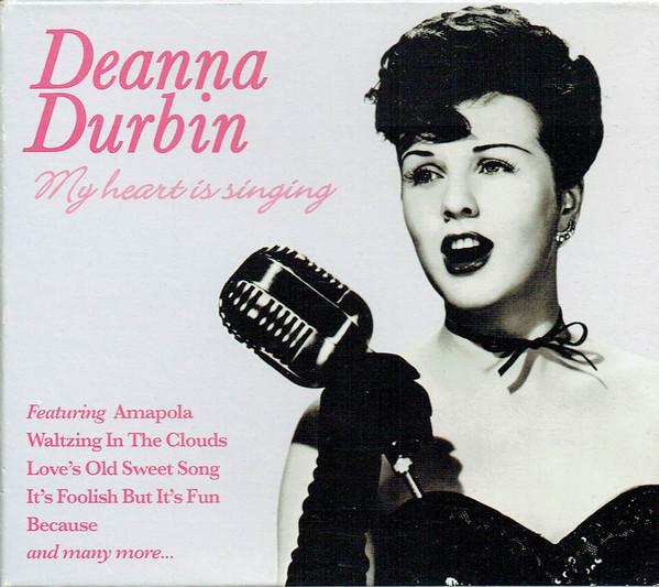 Durbin, Deanna My Heart Is Singing Vinyl