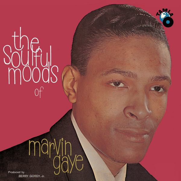 Gaye, Marvin The Soulful Moods Of Marvin Gaye Vinyl
