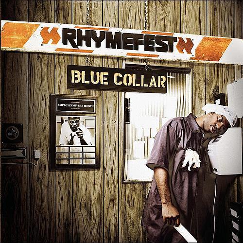 Rhymefest Blue Collar