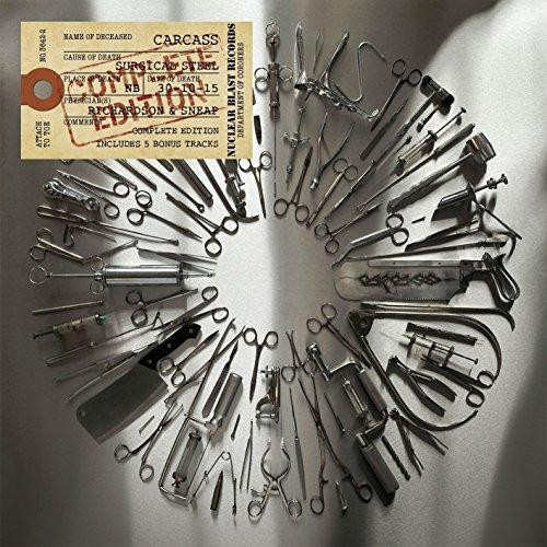Carcass Surgical Steel (Complete Edition)