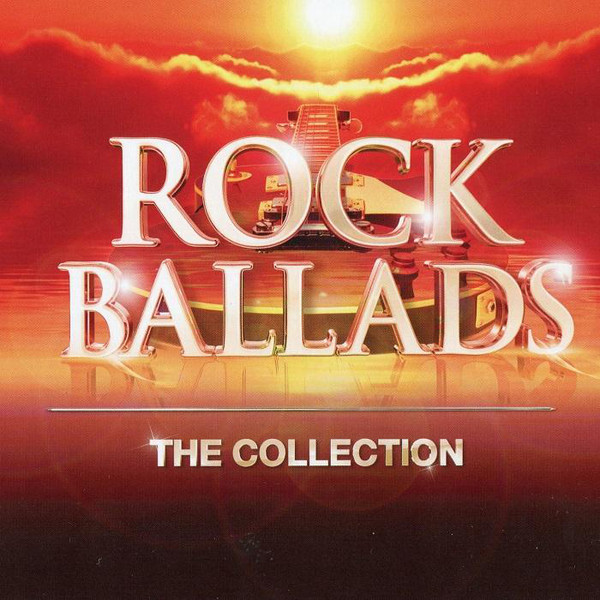 Various Rock Ballads: The Collection  CD
