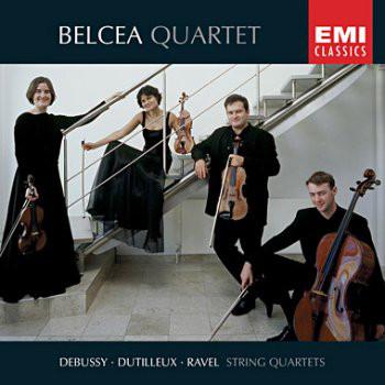 Belcea Quartet - Debussy · Dutilleux · Ravel String Quartets