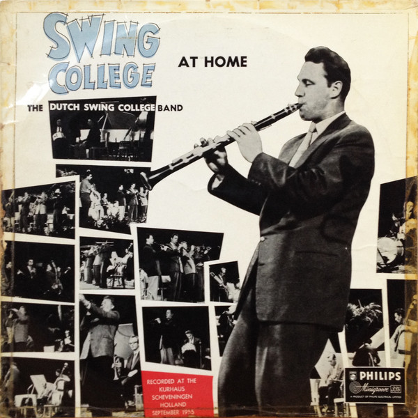 The Dutch Swing College Band Swing College At Home