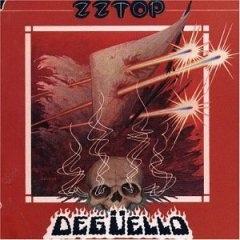 ZZ Top Deguello Vinyl