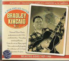 Kincaid, Bradley A Man And His Guitar