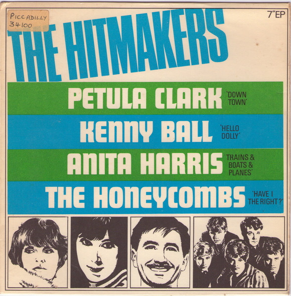 Various Artists The Hitmakers