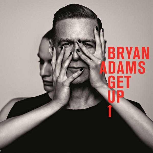 Adams, Bryan Get Up  CD