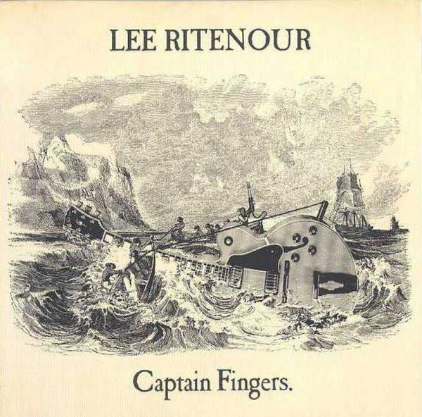 Ritenour, Lee Captain Fingers Vinyl