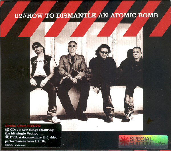 U2 How To Dismantle An Atomic Bomb (Special Edition) CD