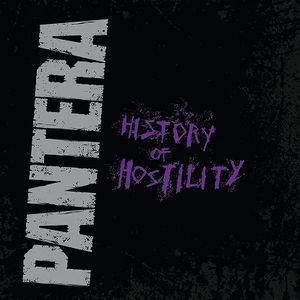 Pantera History Of Hostility Vinyl