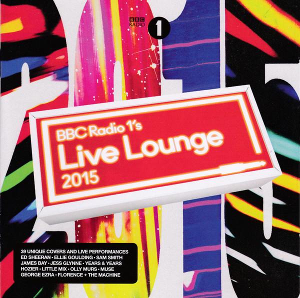 Various BBC Radio 1's Live Lounge 2015 CD
