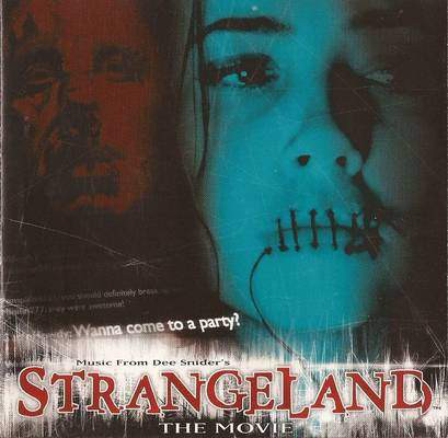 Various Dee Snider's Strangeland Original Motion Picture Soundtrack
