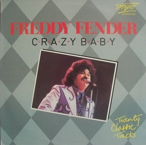 Fender, Freddy Crazy Baby