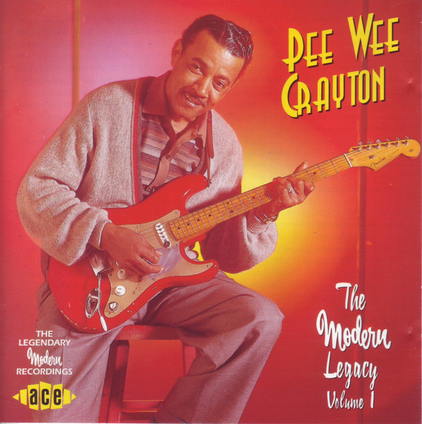 Crayton, Pee Wee The Modern Legacy Volume 1