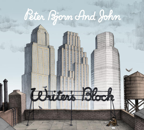 Peter Bjorn And John Writers Block