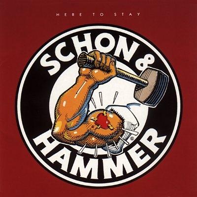 Schon & Hammer  Here To Stay Vinyl