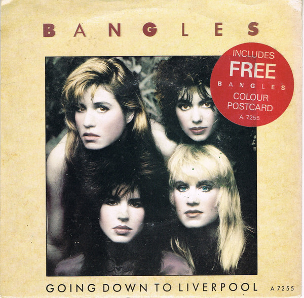 Bangles Going Down To Liverpool
