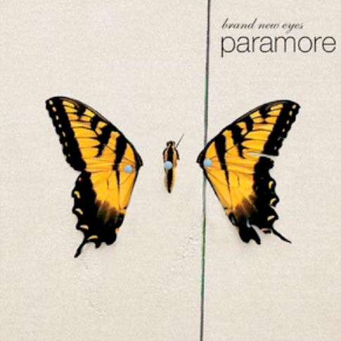 Paramore Brand New Eyes