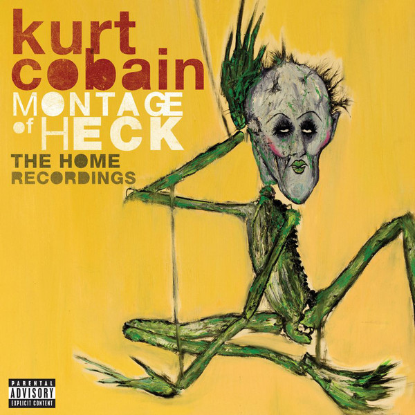 Cobain, Kurt Montage Of Heck CD