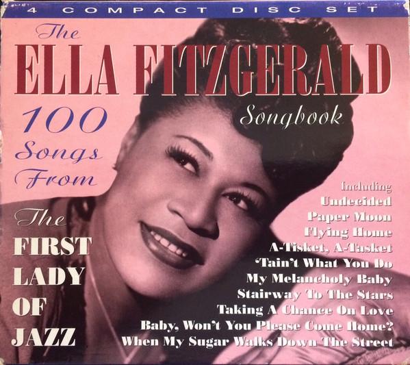 Fitzgerald, Ella The Ella Fitzgerald Songbook