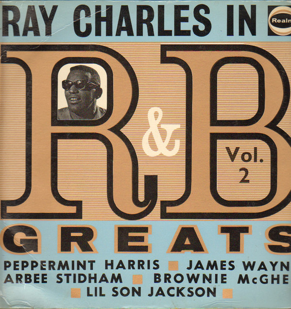 Charles, Ray Ray Charles In R&B Greats Vol.2