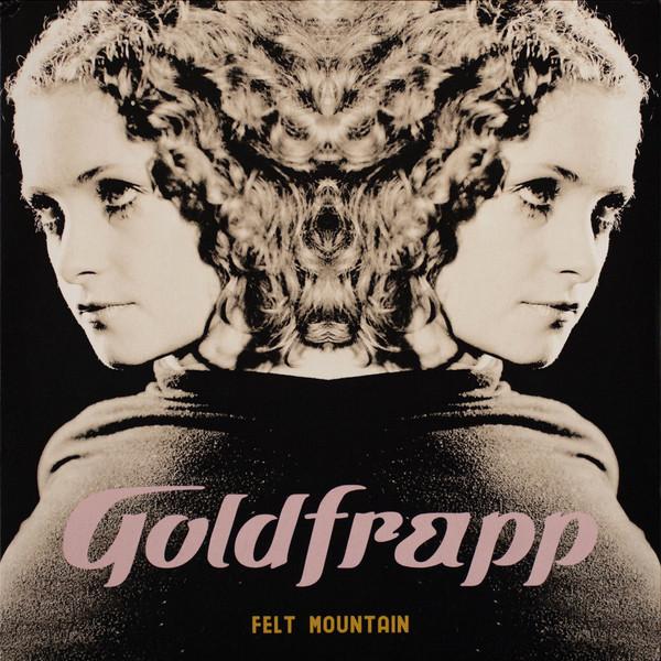 Goldfrapp Felt Mountain Vinyl