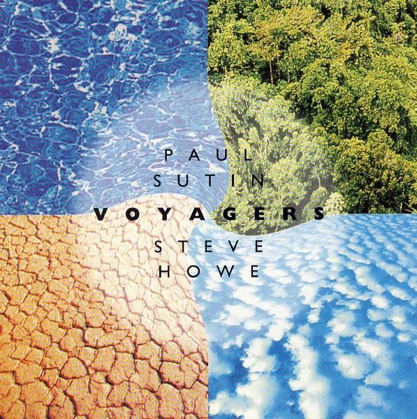 Sutin, Paul & Steve Howe Voyagers