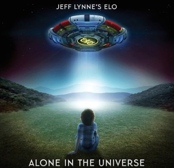Jeff Lynne's ELO Alone In The Universe CD