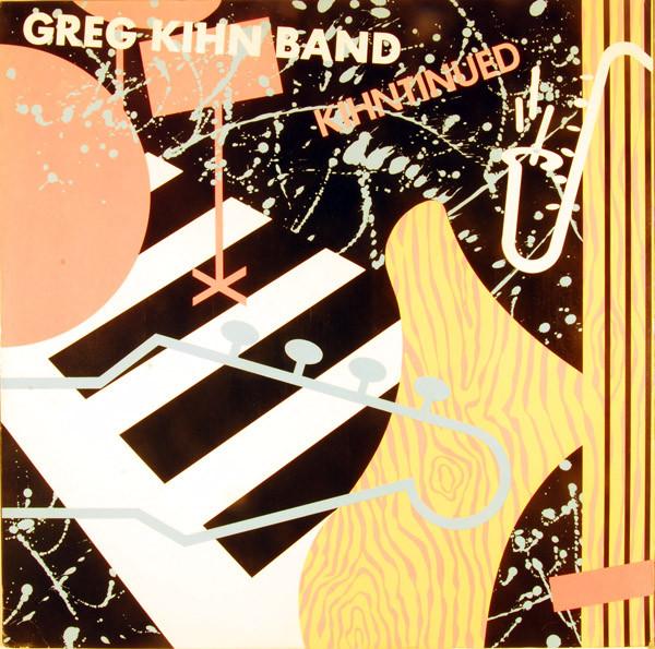 Greg Kihn Band Kihntinued Vinyl