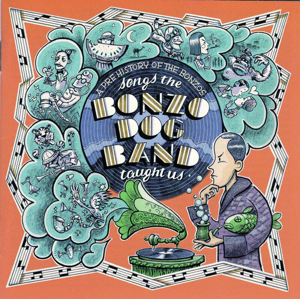 Various Songs The Bonzo Dog Band Taught Us - A Pre History Of The Bonzos  Vinyl