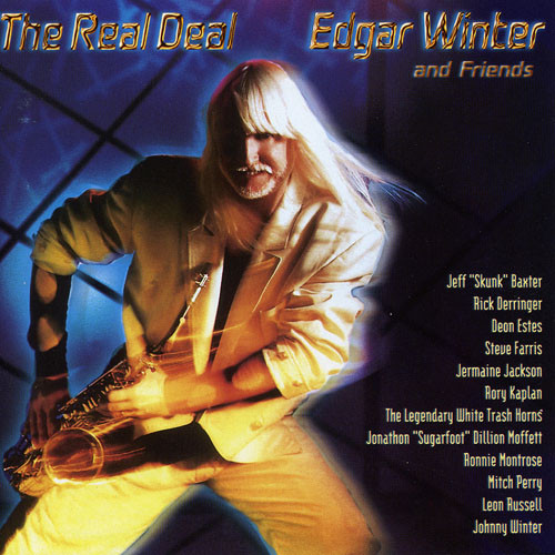 Winter, Edgar The Real Deal CD