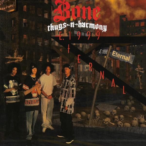 Bone Thugs N Harmony E. 1999 Eternal CD