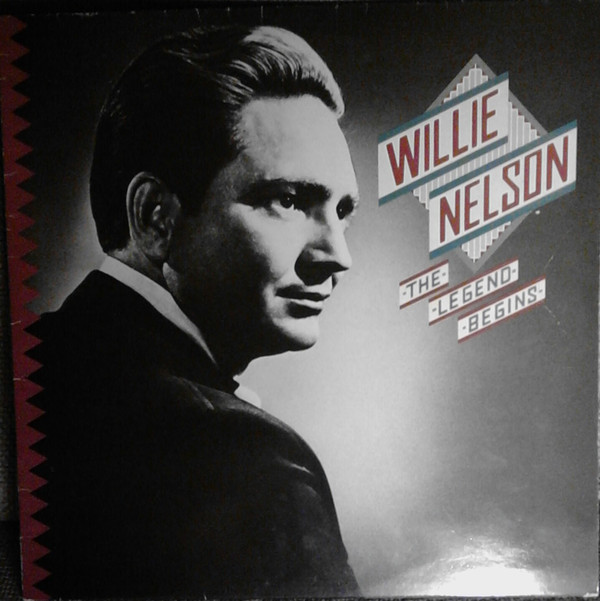 Nelson, Willie The Legend Begins