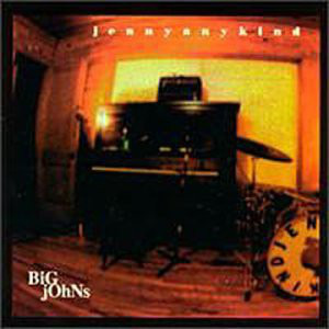 Jennyanykind BiG jOHnS CD
