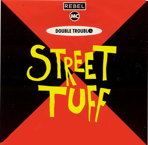 Rebel MC Street Tuff Vinyl