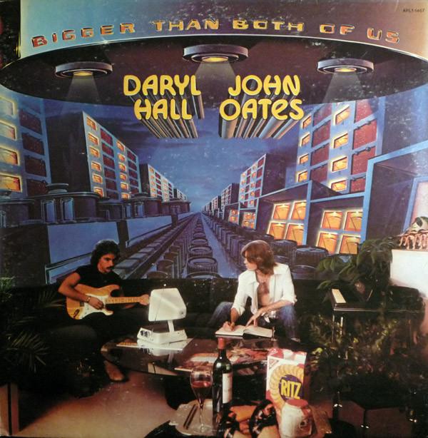 Hall, Daryl & John Oates Bigger Than The Both Of Us Vinyl