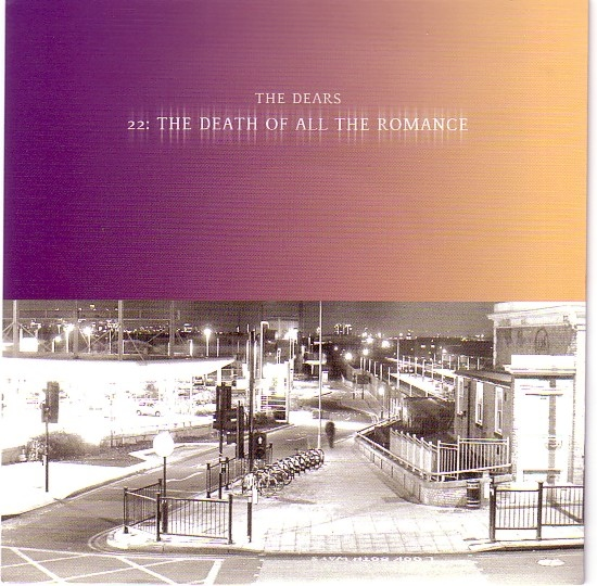 The Dears The Death Of All Romance