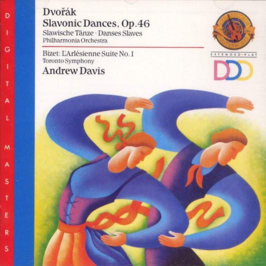Dvorak - Andrew Davis Slavonic Dances, Op. 46 Vinyl