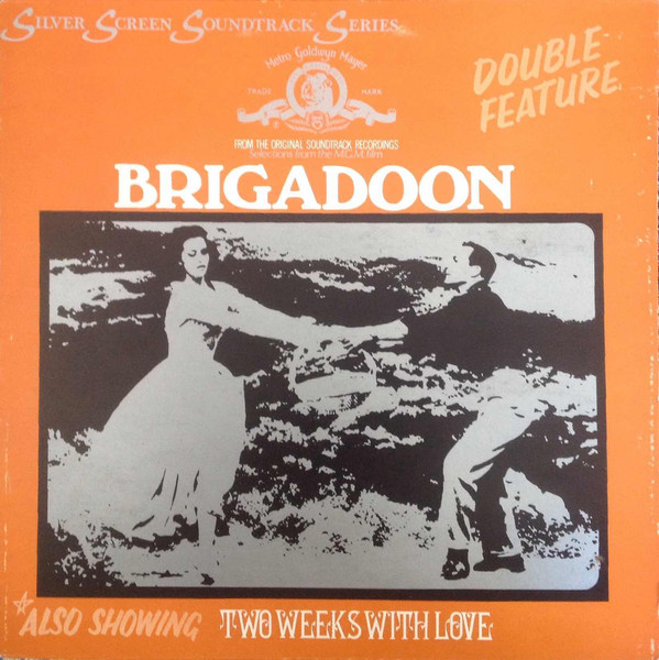 Original Motion Picture Soundtrack Brigadoon/Two Weeks With Love Vinyl