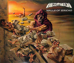 Helloween Walls Of Jericho Vinyl