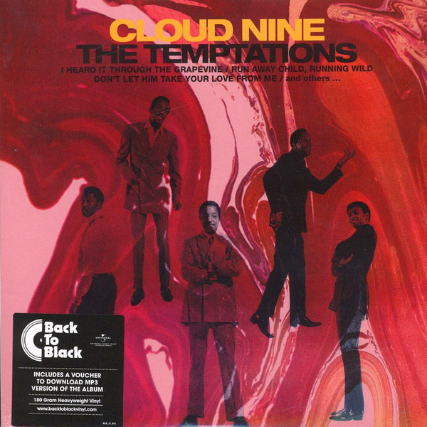 The Temptations Cloud Nine