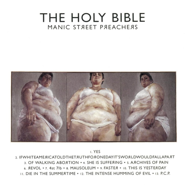 Manic Street Preachers The Holy Bible
